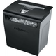 Шредер fellowes powershred p-48c (секр. 3, 3.9х50мм, 8 лиcт, 18 литр. Уничт. скобы, пл.карты) fs-3214801